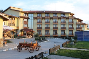 Thermo spa hotel Rimska bania