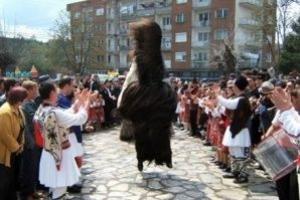 Easter in the village of Eleshnitsa